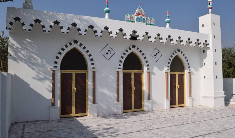 Masjid Construction (1)