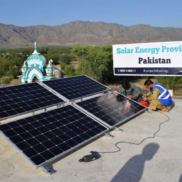 Solar Energy Provision