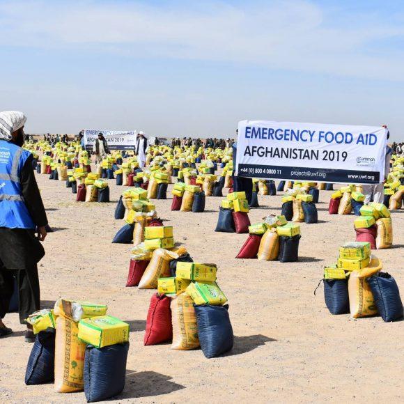 Emergency Food Aid 2019
