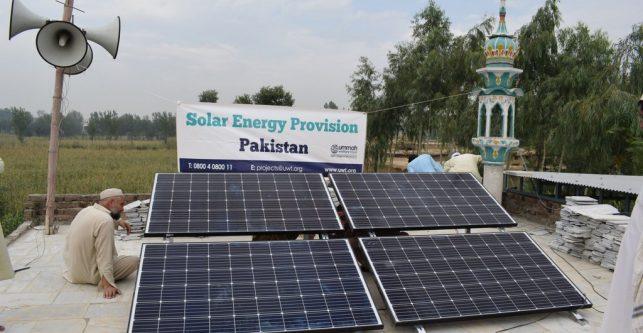 Solar Energy Provision (2)